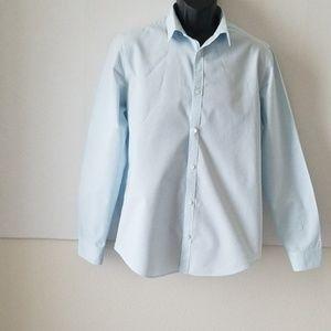Men's Calvin Klein Long-sleeved Shirt